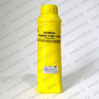 Тонер Xerox Phaser 7700/7750 Yellow IPM