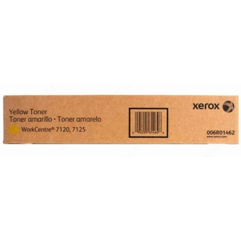 Тонер-картридж Xerox WC 7120/7125 yellow Original