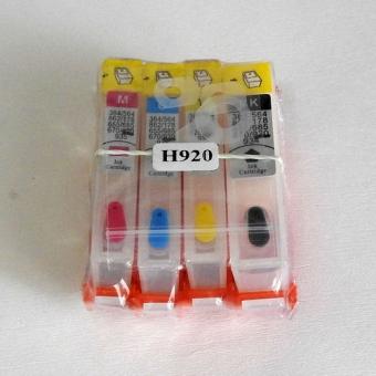 Перезаправляемые картриджи № 920XL