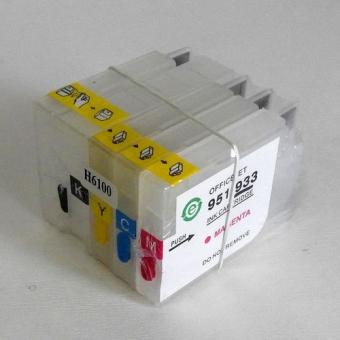 Перезаправляемые картриджи № 932XL-933XL