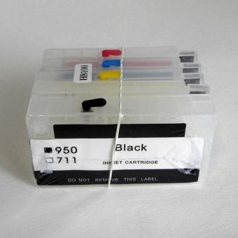 Перезаправляемые картриджи № 950XL-951XL
