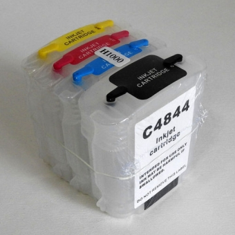 Перезаправляемые картриджи C4844AE,C4836AE,C4837AE,C4838AE