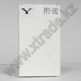 Картридж PFI-102Y