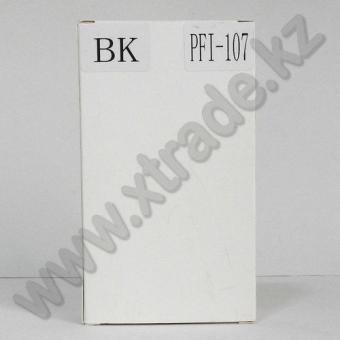Картридж PFI-107Bk