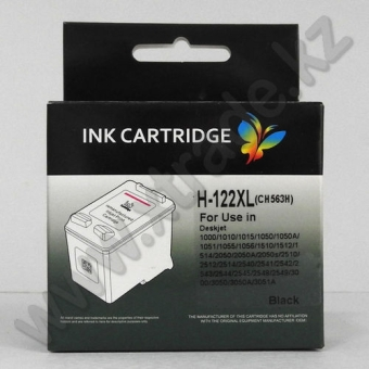 Картридж HP 122XL black