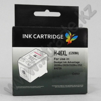 Ink Cartridge HP 46 color