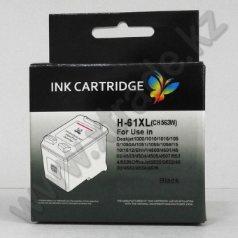 Картридж HP 61XL black