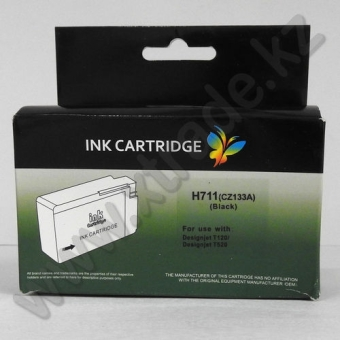 Ink Cartridge HP 711 Black