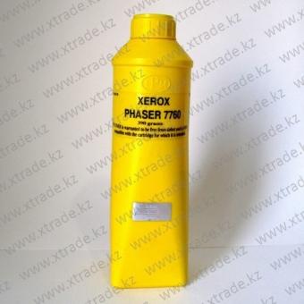 Тонер Xerox Phaser 7760 Yellow IPM