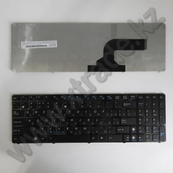 Клавиатура для ноутбука ASUS G51/X61/K52/G60/G73/A52