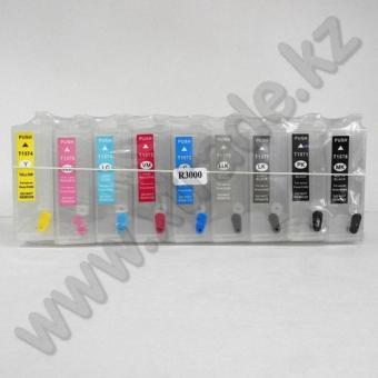 Перезаправляемые картриджи T1571-T1579
