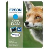 Ink Cartridge Epson T1282 cyan C13T12824010 (Original)