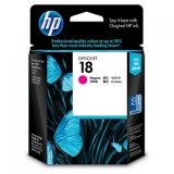 Inkjet Cartridge HP 18 magenta (Original)