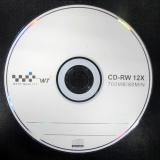 CD-RW Disk 700 Mb 12x WT