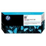 Печатающая головка HP № 81 LM (Original)