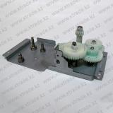 Блок шестеренок привода печки HP LJ 2400/2420/2430