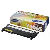 Cartridge Samsung CLT-Y406S yellow (Original)