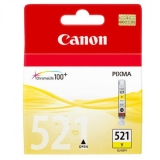 Ink Cartridge Canon CLI-521Y (Original)