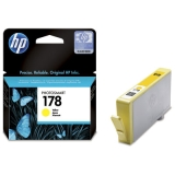 Cartridge HP 178 yellow (Original)