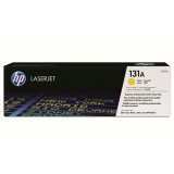 Картридж HP 131A yellow (Original)
