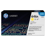 Print Cartridge HP 646A yellow (Original)
