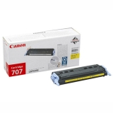 Cartridge Canon 707 yellow (Original)