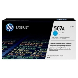 Print Cartridge HP 507A cyan (Original)