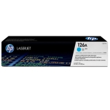 Print Cartridge HP 126A cyan (Original)