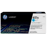 Print Cartridge HP 651A cyan (Original)