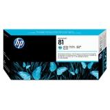 Печатающая головка HP № 81 LC (Original)