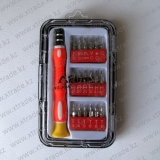 19 pcs screwdriver bit set