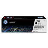Картридж HP 128A black (original)