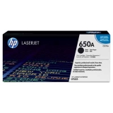 Картридж HP 650A black (Original)