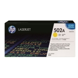 Print Cartridge HP 502A yellow (Original)