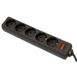 Сетевой фильтр Defender ES 1,8м