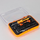 66pcs screwdriver set disassemble repair tools