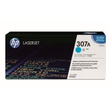 Print Cartridge HP 307A cyan (Original)