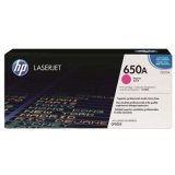 Print Cartridge HP 650A magenta (Original)