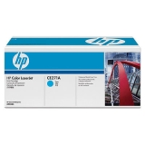 Print Cartridge HP 650A cyan (Original)