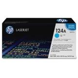 Print Cartridge HP 124A cyan (Original) Q6001A