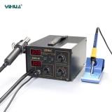 Паяльная станция Yihua-852D+SE (Мембранный насос)