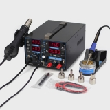 Паяльная станция Yihua-853D 1A USB
