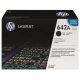 Print Cartridge HP 642A black (Original)