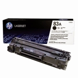 Print Cartridge HP 83A black (Original)