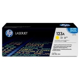 Print Cartridge HP 123A yellow (Original)