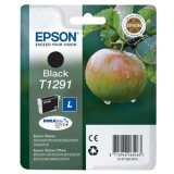 Ink Cartridge Epson T1291 black C13T12914010 (Original)