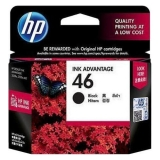 Ink Cartridge HP 46 black (Original)