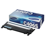 Cartridge Samsung CLT-C406S cyan (Original)