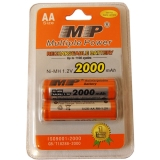 Rechargeable Battery AA MP-2000