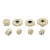Комплект шестеренок (8шт) узла захвата бумаги Ricoh Aficio 1075/1060/ 2075/2060/2051